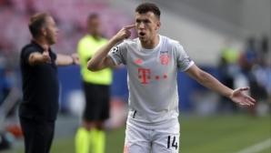 Перишич се завърна в Интер, Байерн отказа да купи играча