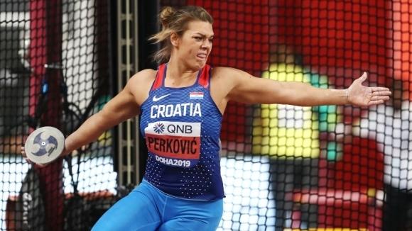 Перкович се завръща на атлетическата сцена