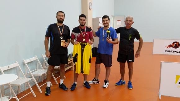 Михаил Михайлов е победител в първия турнир от...