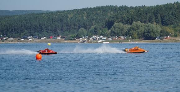 Българската федерация по моторни спортове проведе Воден фест 2020