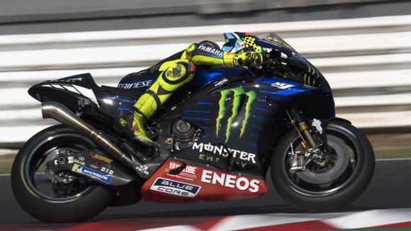 MotoGP с първи тестове на радио връзка с пилота
