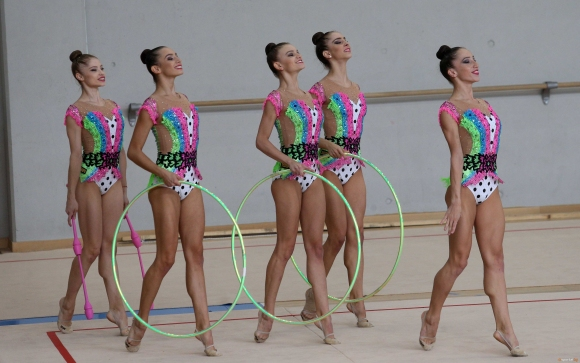 Националният ансамбъл за поредна година е посланик на Европейската седмица на спорта