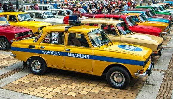 Национален събор на ретро автомобили Москвич ще се състои в Шумен
