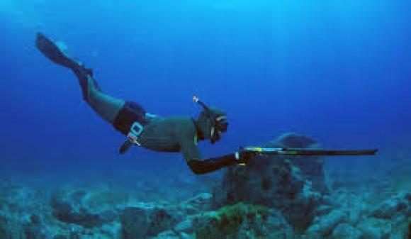 Шампиони по подводен спортен риболов почистват...