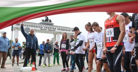 """""""Студентски град рън"""" предизвиква любители и професионалисти в 5-километрова надпревара в НСА"""