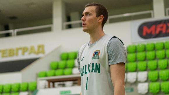 Кейси Бенсън продължава кариерата си в Словения