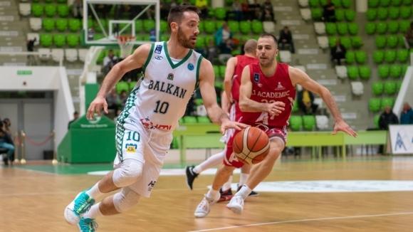 Балкан без Аврамов в квалификациите за ШЛ