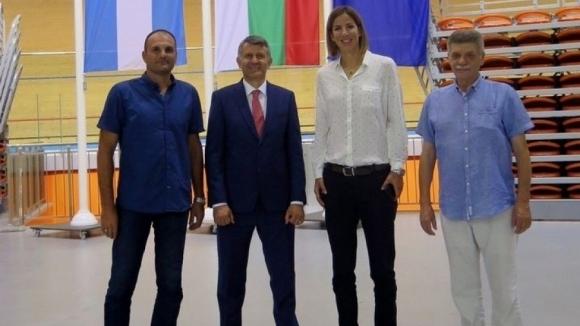 CEV инспектира Пловдив като евентуален домакин на Евро 2021