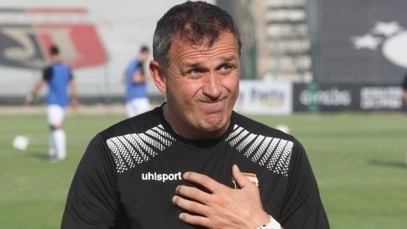 Акрапович: Трудно е да играеш срещу отбор, който има...