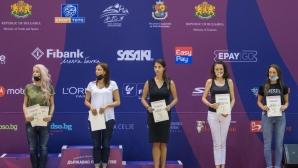 """Отлично представяне на клуб Олимпия при девойките младша възраст на държавно първенство, категория """"Б"""""""