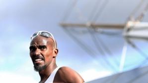 Мо Фара ще участва само на 10 000 метра на Олимпийските игри в Токио