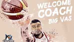Официално: Васил Евтимов е новият старши треньор на Черноморец