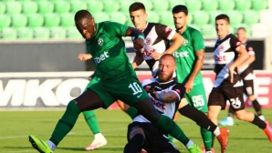 Лудогорец победи Локомотив (ГО) при дебюта на Вердон