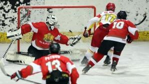 Международната федерация по хокей на лед отмениха СП с участието на България