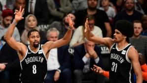 Бруклин подготвя сделка с Ню Орлиънс, разделя се с двама титуляри