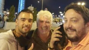 Легендарният Пол Макнами отново е в София и ще помага на родния тенис