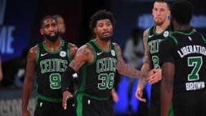 Напрежение в тима на Бостън след втората поредна загуба от Маями