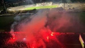 ПФК Локомотив към феновете: Цял свят видя уникалната ви подкрепа