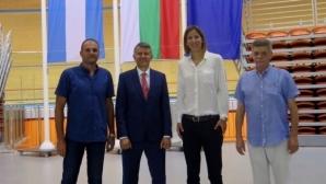 """Условията за """"Евроволей 2021"""" в Пловдив са перфектни, заявиха от CEV"""