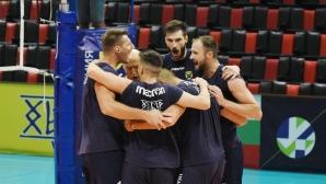 Страхотна победа на Хебър над украинския шампион