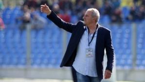 Никола Спасов: Изпитах удоволствие, че съм треньор