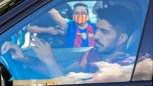 Луис Суарес отказал 32 млн. евро за 4 години в САЩ