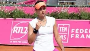 Томова загуби полуфинала си във Франция