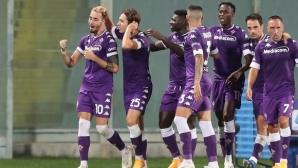 """Фиорентина откри сезона в Серия """"А"""" с успех над Торино"""
