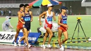 Яманиши подобри рекорд на Азия