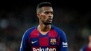 Барселона ще приеме офертата на Уулвърхaмптън за Нелсон Семедо