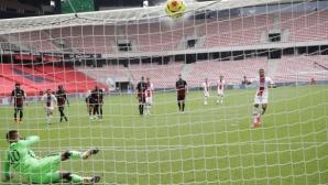 Мбапе се завърна и вдъхнови ПСЖ за успех срещу Ница