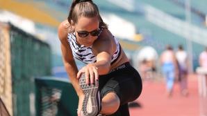 Ефтимова спечели балканската титла на 200 метра, Копчева с второ отличие