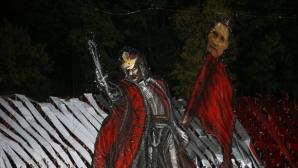 """Босът на Лудогорец и Дракула герои в хореографията на сектор """"Г"""" (видео)"""