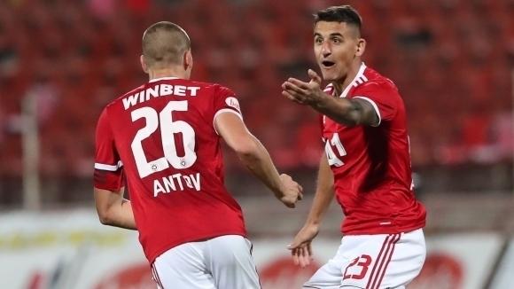 Ахмед Ахмедов поднови тренировки с ЦСКА-София