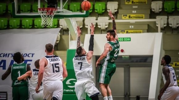 Балкан се бори, но не успя да обърне беларуския шампион и отпадна от Шампионската лига