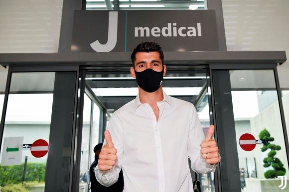 Официално: Ювентус привлече Алваро Мората