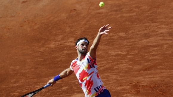 Григор Димитров ще участва на още един турнир през...