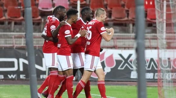 ЦСКА-София продължава похода си в Лига Европа срещу Б36
