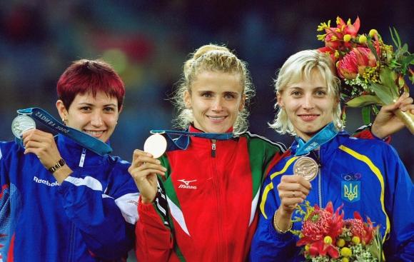 20 години от олимпийското злато на Тереза Маринова в Сидни (видео + снимки)