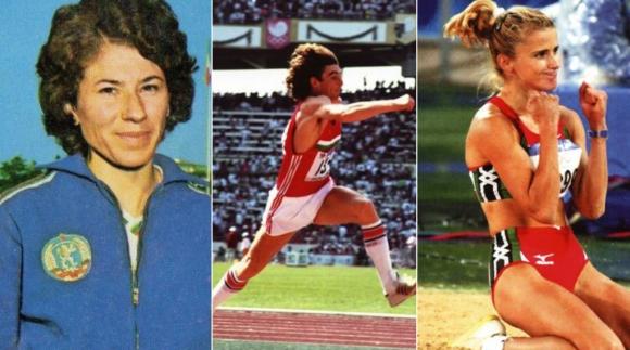 Най-успешният ден в българската лека атлетика