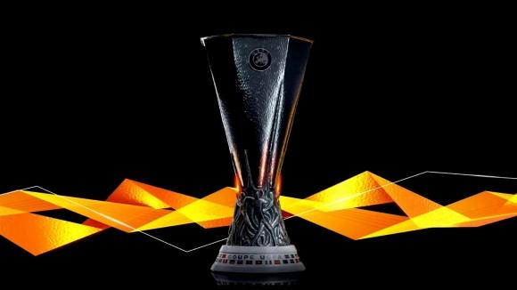 Вижте двойките в плейофа на Лига Европа
