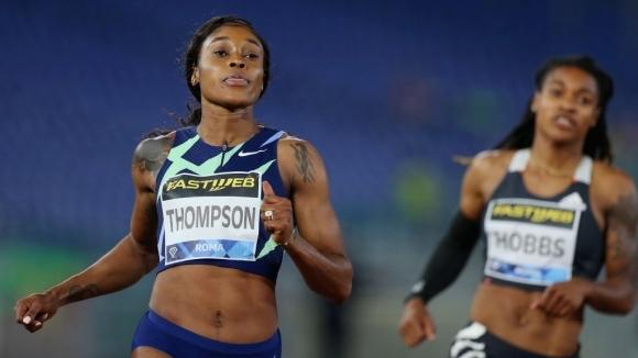 Отново силен резултат за Илейн Томпсън