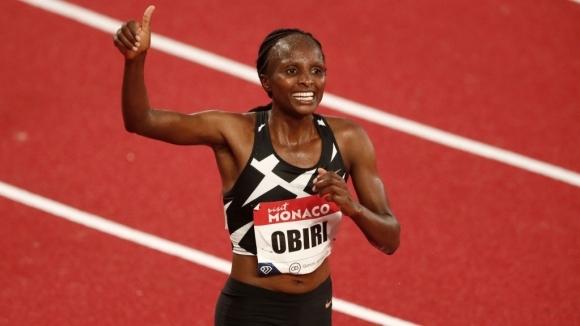 Обири с постижение №1 в света за сезона на 3000 метра