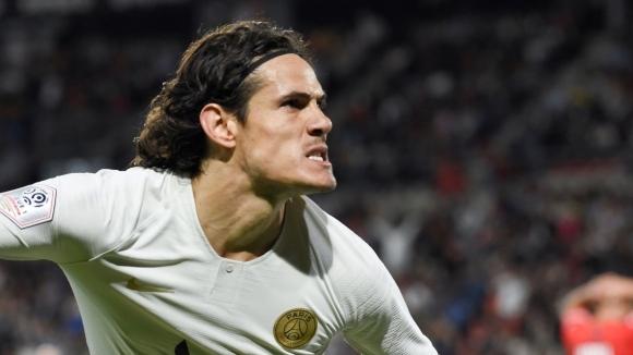 Атлетико Мадрид иска да събере Суарес и Кавани