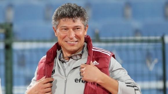 Балъков: Треньорът и ръководството си свършиха...