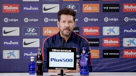 Симеоне: Суарес осъзнава, че Атлетико е точното място за него