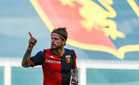 Втори футболист на Дженоа е дал положителен тест за COVID-19