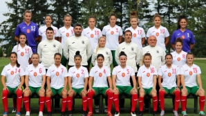 Жените победиха Люксембург в контрола