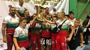 Над 200 кикбоксьори на международен турнир в Козлодуй