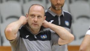 Играчите на Левски Лукойл преминаха задължителните медицински тестове